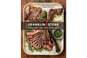 Franklin Steak - Dry-Aged. Live-Fired. Pure Beef