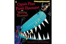 Captain Flinn and the Pirate Dinosaurs - Missing Treasure!