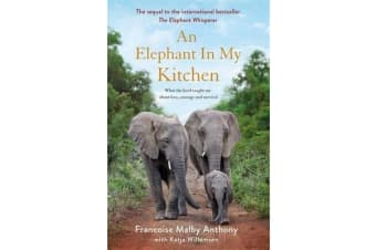 An Elephant in My Kitchen - What the herd taught me about love, courage and survival