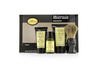 The Art Of Shaving The 4 Elements of the Perfect Shave Mid-Size Kit - Unscented 4pcs