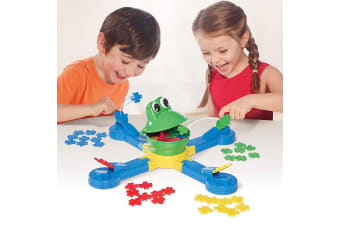 Tomy T72470 Mr Mouth Frog  Family Game/Kids Children Active Preschool Toy 5yr+