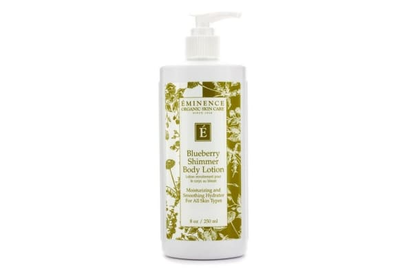 Eminence Blueberry Shimmer Body Lotion (250ml/8oz)