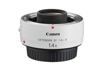 New Canon Extender EF 1.4x III Lens (FREE DELIVERY + 1 YEAR AU WARRANTY)