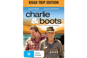 Charlie and Boots DVD Region 4