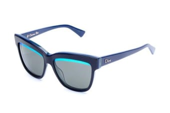 Christian Dior Graphic F 388/3N Blue Womens Sunglasses