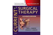 Current Surgical Therapy - Expert Consult - Online and Print