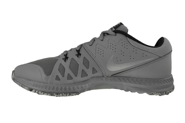 Nike Men's Air Epic Speed TR II Shoes (Cool Grey/Black, Size 8.5)