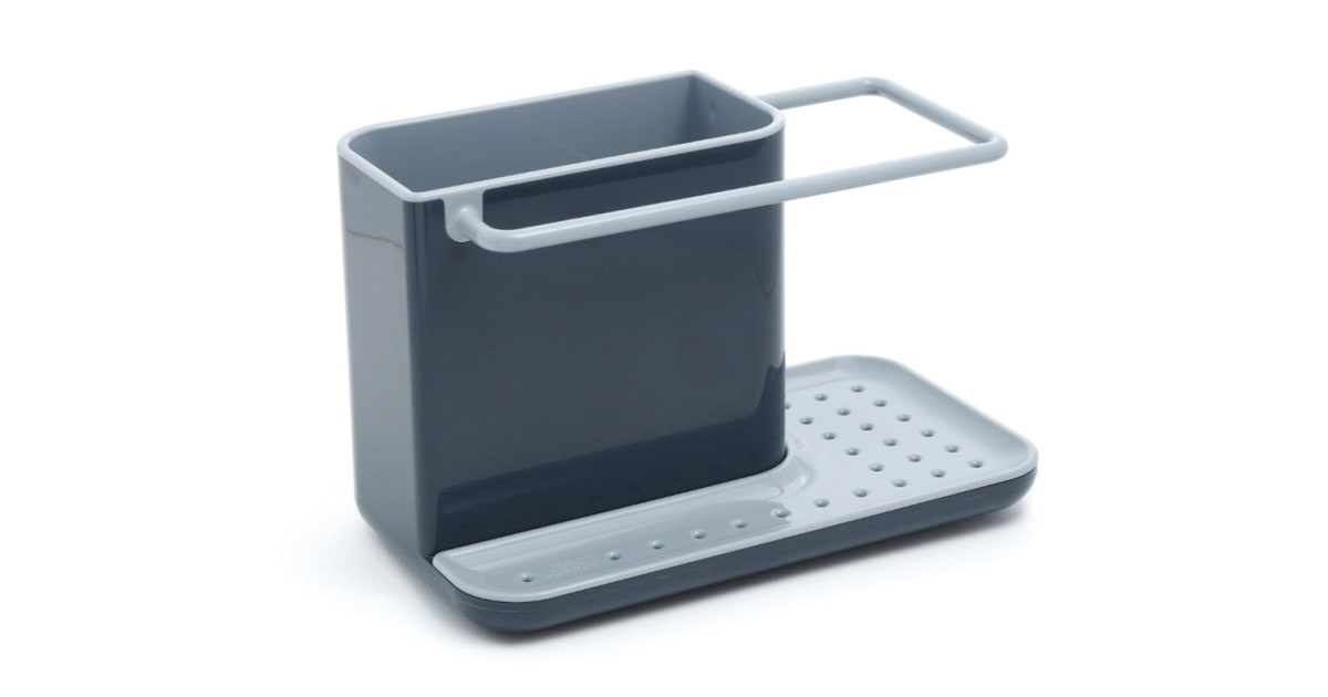 Joseph Joseph Caddy Sink Area Tidy Grey Kogan Com