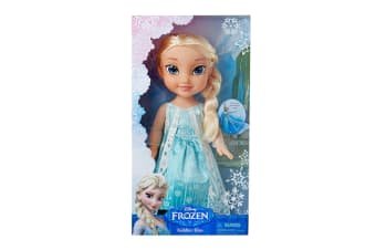 Disney Princess Frozen Toddler Elsa Doll