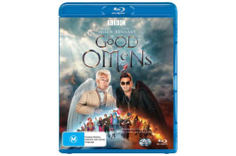 Good Omens Blu-ray Region B