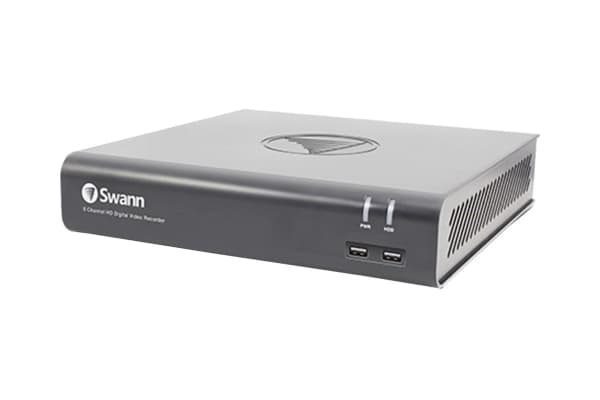 Swann 8 Channel 1080p 1TB DVR Security System With Thermal Sensing Security Cameras (SWDVK-84580V2B2FB-AU)