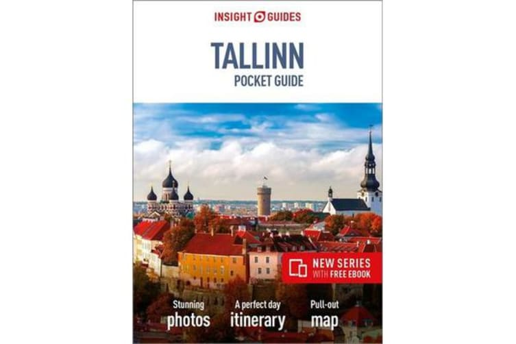 Insight Guides Pocket Tallinn (Travel Guide with Free eBook)
