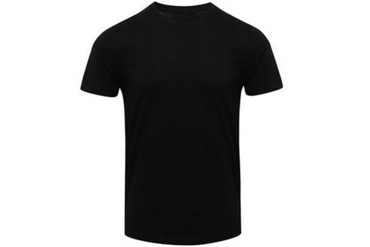 AWDis Mens Tri Blend T Shirt (Solid Grey) (Extra Large)