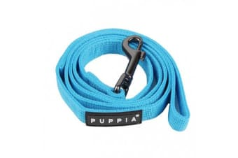 Puppia Soft Two-Tone Lead Sky Blue