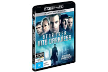 Star Trek Into Darkness 4K Ultra HD UHD
