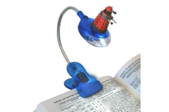 Doctor Who Dalek Clip On Booklight Dr Who | book led light lamp lights