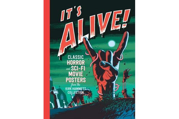 It's Alive! - Classic Horror and Sci-Fi Movie Posters