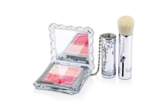 Jill Stuart Mix Blush Compact N (4 Color Blush Compact + Brush) - # 07 Sweet Primrose 8g/0.28oz