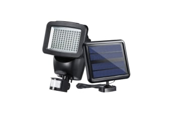120 LED Solar Light Outdoor Motion Sensor Detection Waterproof Garden Security Floodlights
