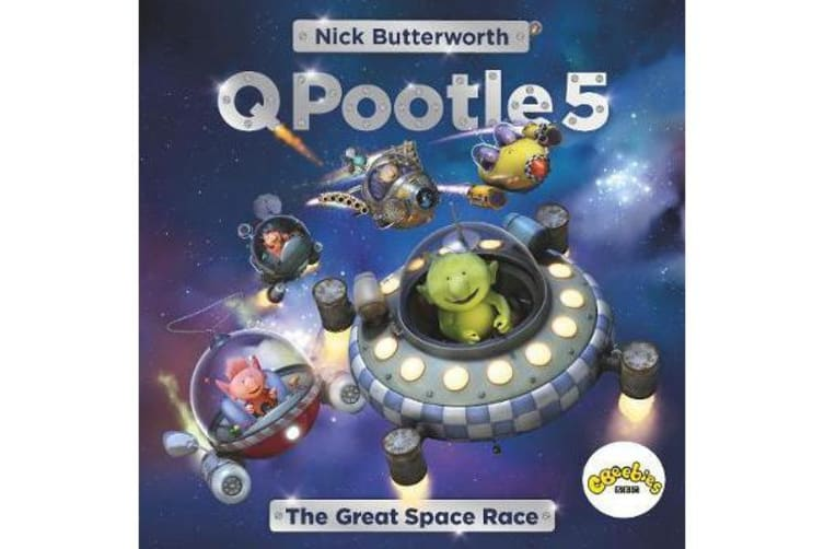 Q Pootle 5 - The Great Space Race