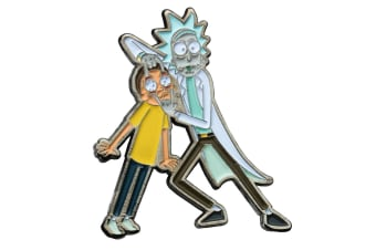 Rick and Morty Rick & Morty Enamel Pin