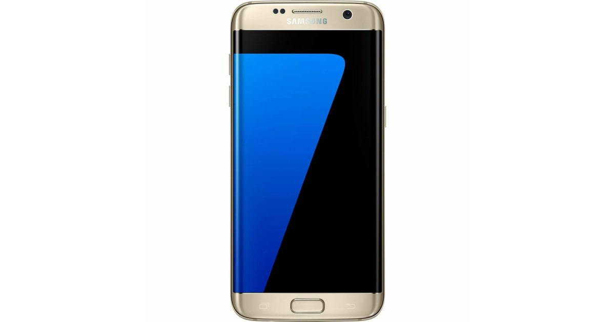 Samsung Galaxy S7 edge - Gold 32GB – Refurbished Excellect Condition |  Android Phones |