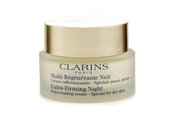 Clarins Extra-Firming Night Rejuvenating Cream - Special for Dry Skin (50ml/1.6oz)