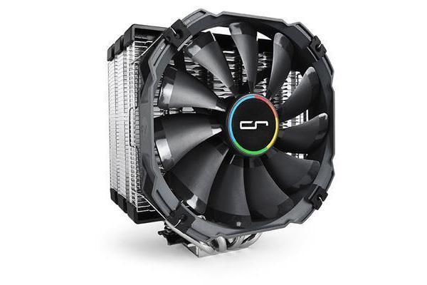 CRYORIG H5 Ultimate XF140 CPU Cooler With 140mm Fan
