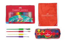 Faber-Castell Watercolour Wonderland Art Kit