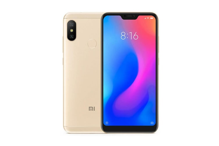 Xiaomi Mi A2 Lite (32GB, Gold) - Global Model