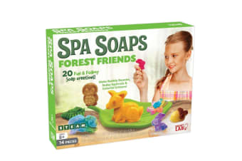 Smart Lab Spa Soaps Forest Friends Set