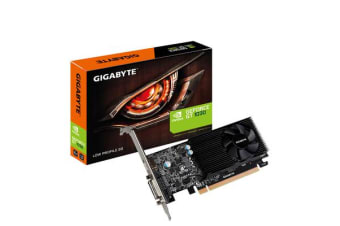 Gigabyte GeForce GT1030 Graphics Card 2GB GDDR5 Low Profile 3 Years Warranty