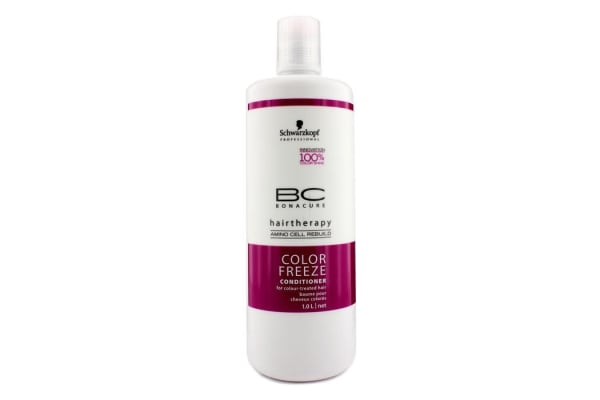 Schwarzkopf BC Color Freeze Conditioner (For Colour-Treated Hair) (1000ml/33.8oz)