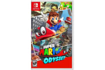Nintendo Switch Super Mario Odyssey Switch Must Play!