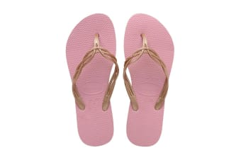 Havaianas Flash Sweet Thongs (Lavender Lilac, Size 35/36 BR)