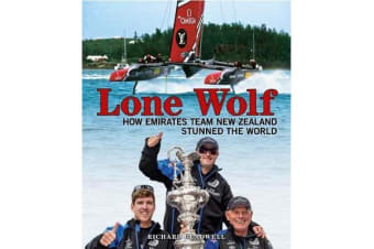 Lone Wolf - How Emirates Team New Zealand stunned the world