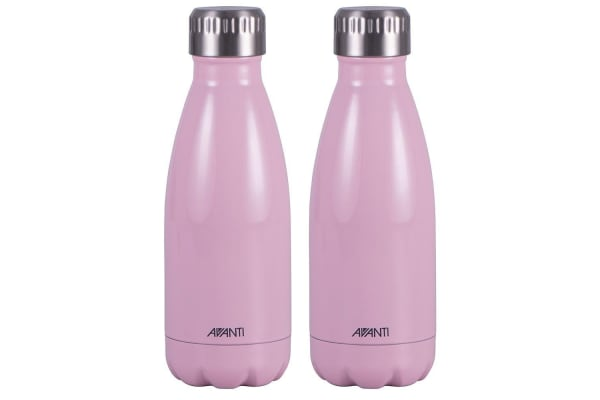 6bff649533 Dick Smith | 2x Avanti 350ml Water Vacuum Thermo Bottle 2 Wall Stainless  Steel Cold Hot Drink | Food Preparation