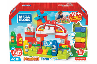 Little People Mobile Musical Farm
