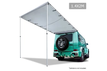 2X1.4M Car Awning  (Grey)