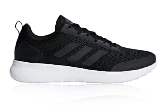 Adidas Men's Element Race Running Shoe (Carbon/Black/White, Size 10 UK)