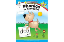 Grade K Phonics for Kindergarten - Gold Star Edition