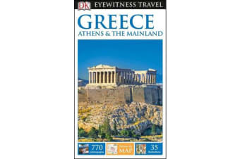 DK Eyewitness Travel Guide Greece, Athens and the Mainland