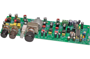 Ultra Low Distortion Preamplifier With Tone Controls Kit