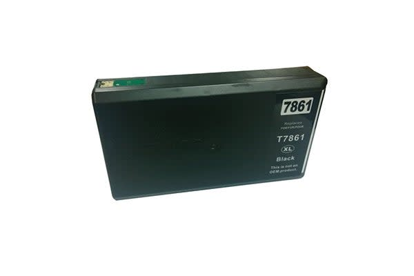 786XL Pigment Black Generic Ink Cartridge
