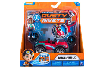 Rusty Rivets Vehicle Build Pack
