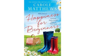 Happiness for Beginners - One broken family. Two hearts meeting. Dozens of naughty animals!