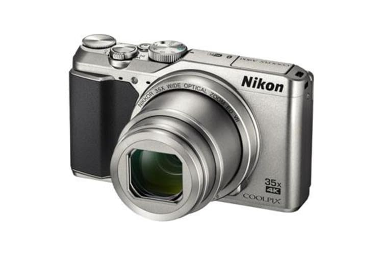 New Nikon Coolpix A900 20MP Digital Camera Silver (FREE DELIVERY + 1 YEAR AU WARRANTY)