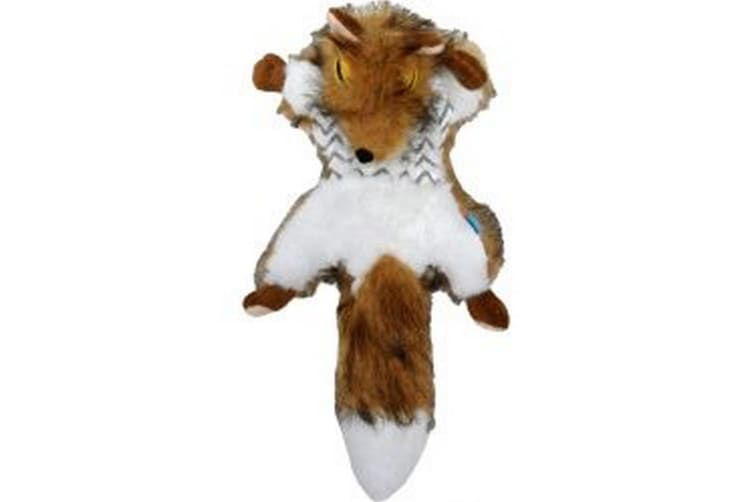 Hemm & Boo Country Fox Roadkill Pet Toy (May Vary) (Small)