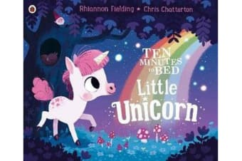 Ten Minutes to Bed - Little Unicorn