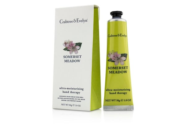 Crabtree & Evelyn Somerset Meadow Ultra-Moisturising Hand Therapy (50g/1.8oz)